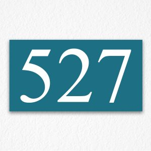 524 Room Number Sign